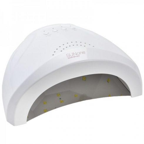 SunOne white 48W Led/UV 2 in 1 műkörmös lámpa