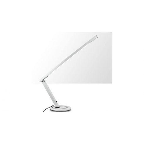 LED Asztali lámpa Talpas - fehér