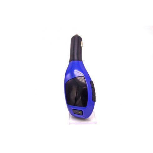 X5 szivargyújtós Bluetooth FM transmitter mp3 lejátszó