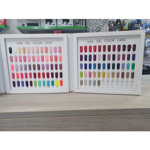 MORPHE Premium 3step Géllakk 113 féle színben