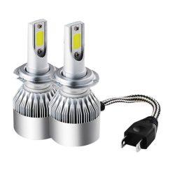 C6 LED készlet H7 foglalattal