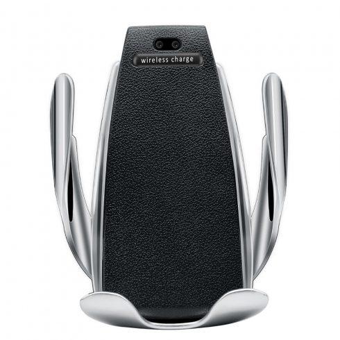 S5 automata szenzoros telefontartó és vezeték nélküli töltő