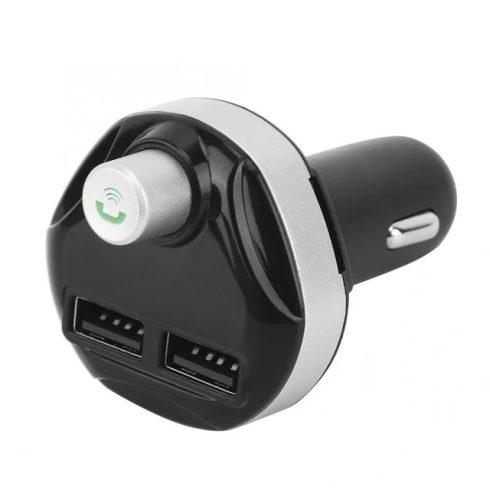 X13 szivargyújtós Bluetooth FM transmitter mp3 lejátszó