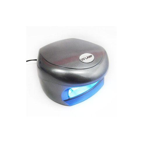 Silverhome 18 UV lámpa 2x9W - ezüst