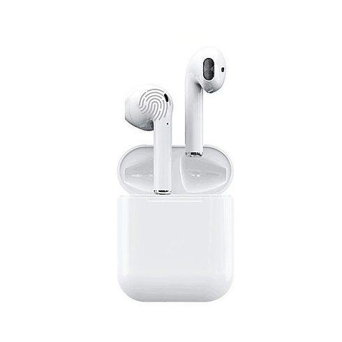Bluetooth fülhallgató H1 Premium tws 2019 fehér, érintésérzékeny