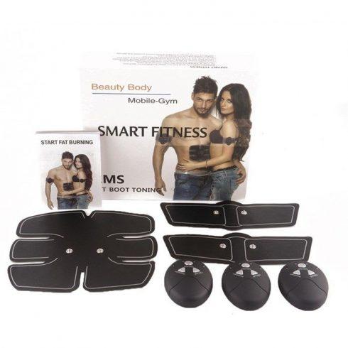 Mobil Gym Smart Fitness 3 egységes EMS tréner 2 kar és has