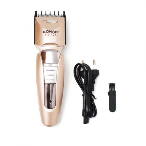 SONAR Akkumulátoros hajnyírógép - SN-127