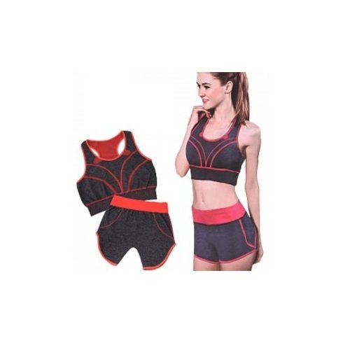 Copper Fit 2 részes trendi sportruházat rövid 1 méret (free size)