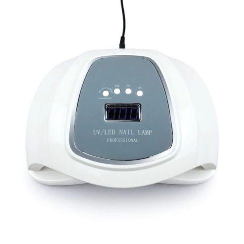 SUN5 pro Kétkezes profi kombinált műkörmös UV/LED Lámpa 72W