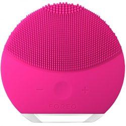 LUNAmini2 szilikon elektromos arctisztító - pink