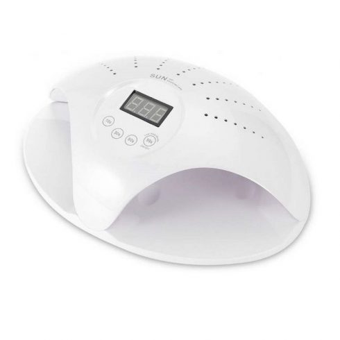 SUN669 White 48W kétkezes 2 in 1  UV/LED műkörmös lámpa
