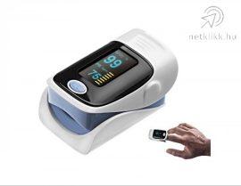Ujj pulzus - oxigénmérő