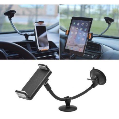 Univerzális autós telefon vagy tablettartó 1089