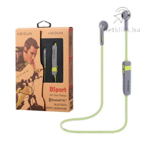 ASIDUN Bluetooth Sport fejhallgató AD-022