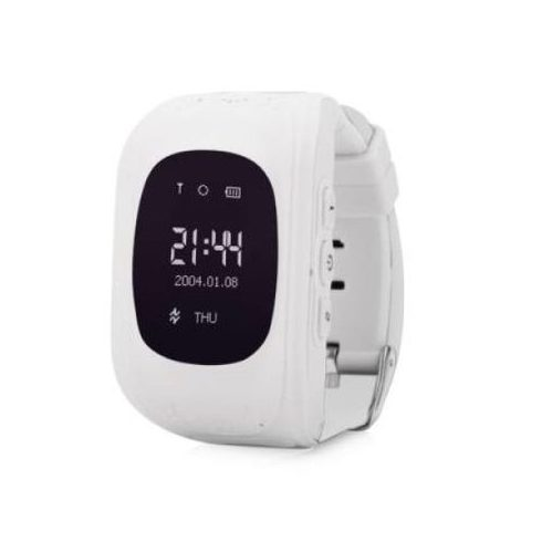 Q50-P gyermek okosóra GPS-sel - fehér