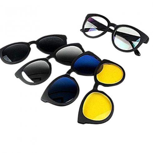 Magic Vision 5 az 1-ben mágneses napszemüveg