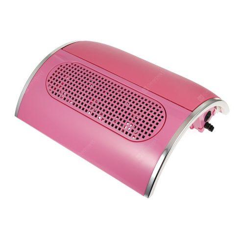 Profi 3 ventilátoros porelszívó kéztámasz 2018 design 858-5 pink
