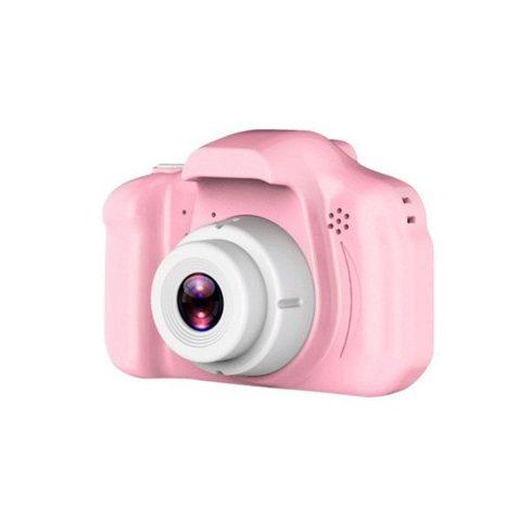 Gyermek fényképezőgép - rózsaszín