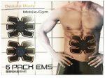 Beauty Body - Mobil Gym 6pack EMS tréner