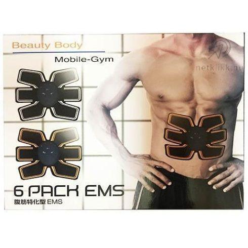 Mobil Gym 6pack EMS tréner