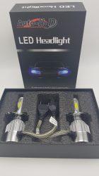 C6 LED készlet H4 foglalattal
