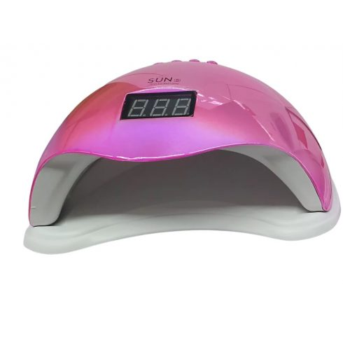 SUN5 PinkMetal 48W 2 in 1  UV/LED műkörmös lámpa