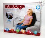 Masszázs matrac ülő - LuxSilk5