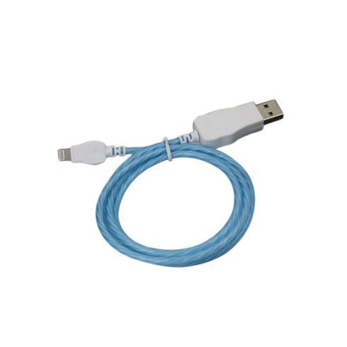 Villogós töltő kábel Type-C - TB1238