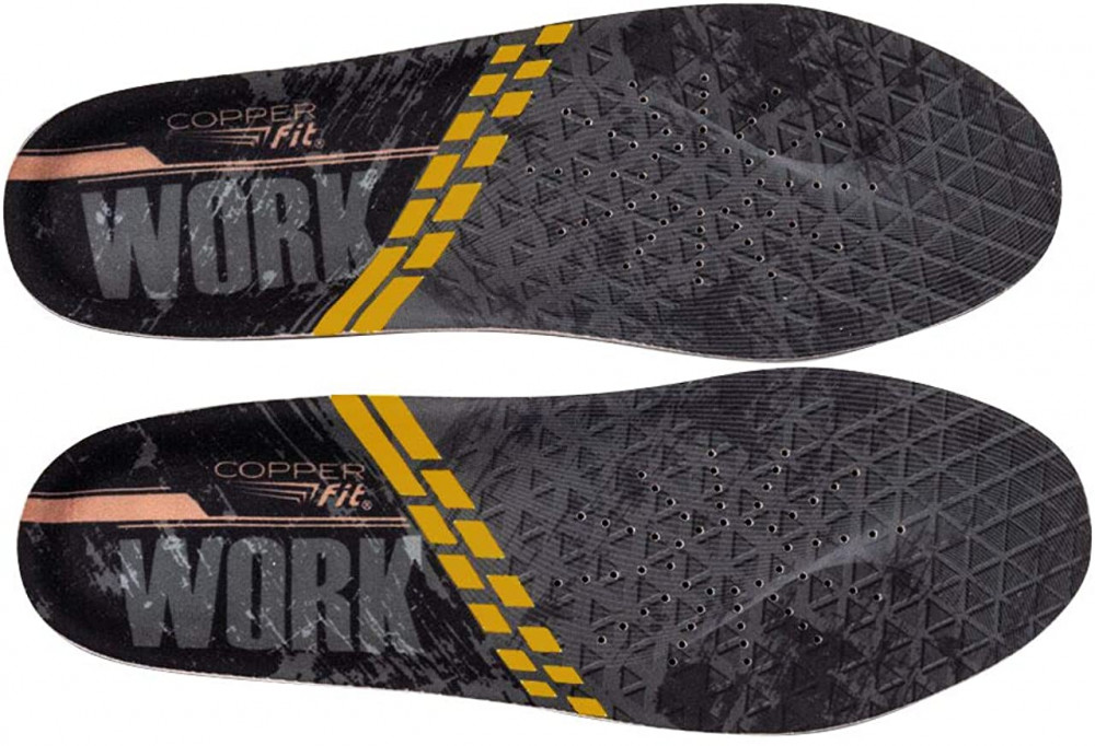 Copper Fit Work Gear Comfort Talpbetét boltív támogatással