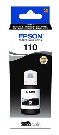 T03P14A Tinta EcoTank M1140, M2140, M3140 nyomtatókhoz, EPSON, fekete, 120 ml