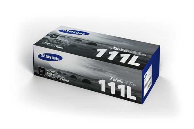 MLT-D111L Lézertoner SLM2022, 2070 nyomtatókhoz, SAMSUNG, fekete, 1,8k