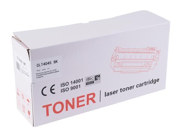 CLT-K404S lézertoner, TENDER®, fekete, 1,5k