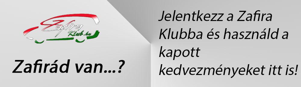 ZafiraKlub - Hungary